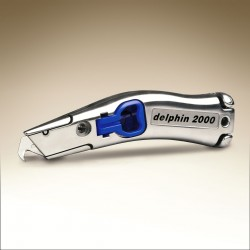"Original ""Delphin® 2000-knife"" with quiver"